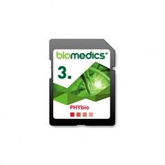 "BIOMEDICS 3. SD KÁRTYA ""Gluten"""